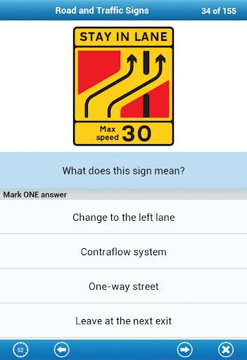 UK Driving Theory Test Lite screenshot 21