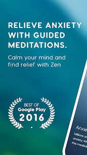 Zen – Relax and Meditations v3.2.6 [Subscribed] APK 1