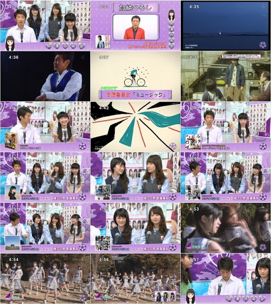 (TV-Variety)(720p) AKB48G Nogizaka46 – Some TV Show Collection 160324 160325 160326 160327