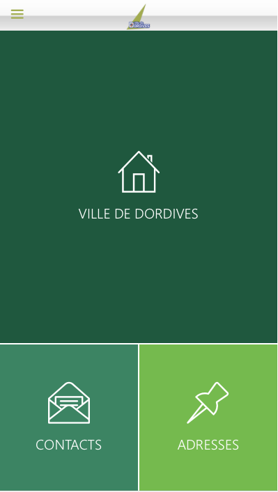 DORDIVES – Capture d'écran