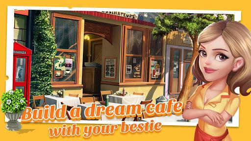 Dream Cafe -Match 3 crush 1.0.7 screenshots 1