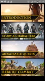 Assassins Creed Origins Guide - náhled