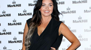 Scarlett Moffatt is still dating Luke Crodden