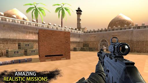 Armée Tireur : Militaire Tournage Jeux 2  captures d'écran 2