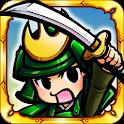 Samurai Defender with Ninja icon