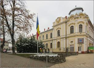 Photo: Turda - Piata Republicii, vedere Piata Tricolorului - 2018.12.13
