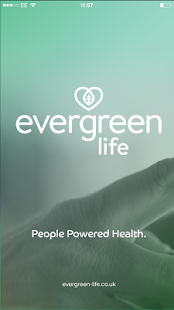 Evergreen Life PHR- screenshot thumbnail