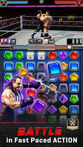WWE Champions Free Puzzle RPG 0.221 screenshots 1