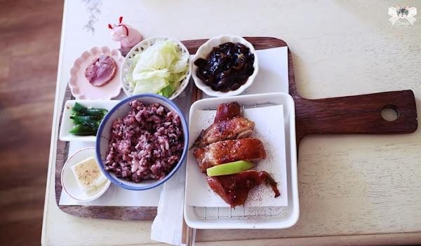 小小兔子廚房。花蓮市區的南法鄉村風,親切豐盛的早午餐
