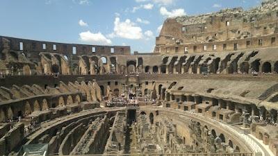 Interno Colosseo