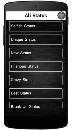All Status  screenshots 2