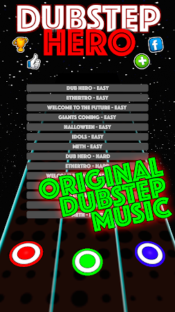 Dubstep Music Hero 1.0.5a screenshot 225481