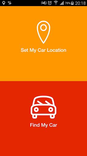 Find My Car AR