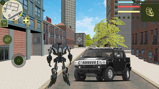 Download Offroad Robot Car Transforme SUV Supercar For PC Windows and Mac apk screenshot 5