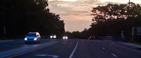 visió i carretera