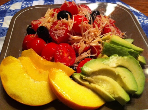 Cherry Tomato Salad With Olives Recipe