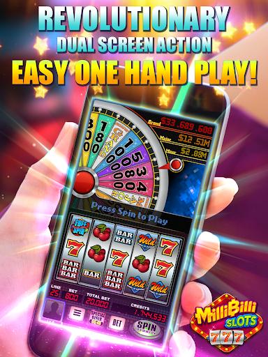 MilliBilli Slots –Vegas Casino Machines for PC