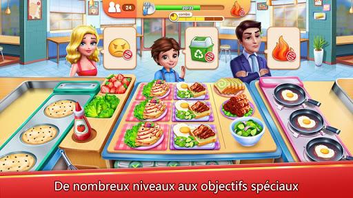 Code Triche Ma cuisine APK MOD screenshots 4