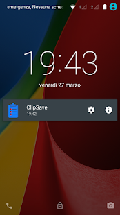 ClipSave Screenshot