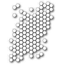 Memory Box Die - Honeycomb Collage