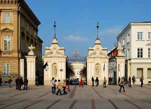 Photo: Poznávání Varšavy - virtuální prohlídka. Varšavská univerzita.