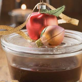 Christmas Chocolate Fondue.