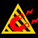 Magnet Detector | Magnetometer icon