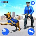 High School Gangster US Police Dog Chase Game 2020 icon