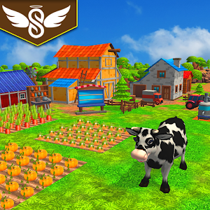 Farmer Village Country Life for PC and MAC