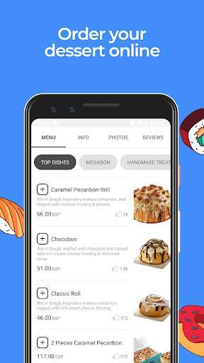 elmenus - Discover & Order food 3.28.1 screenshots 5