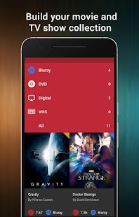CineTrak: Your Movie and TV Show Diary- screenshot thumbnail