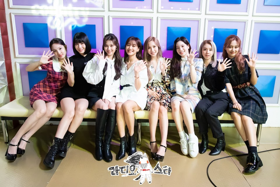 twice radio star