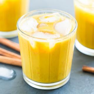 Golden Milk Iced Latte