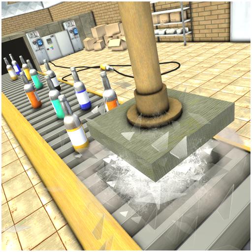 粉碎水瓶2017年 街機 App LOGO-硬是要APP