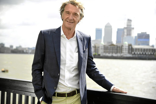 Media-shy mogul: Jim Ratcliffe, who supports Brexit, has been branded a hypocrite after reportedly shifting his fortunes to Monaco because of the principality's generous tax regime. Picture: REUTERS