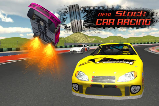 Real Stock Car Racing Game 3D