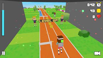 Screenshot of Retro Runners X2 - Endless Run