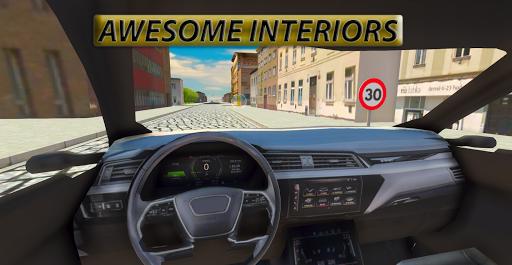 Télécharger Electric Car Driver 2 : Real Modern Car Driving APK MOD (Astuce) screenshots 5