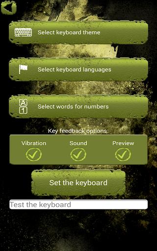 玩通訊App|僵尸键盘主题免費|APP試玩