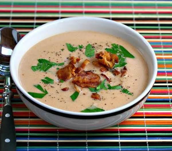 Irish Blue Cheese And Tomato Soup