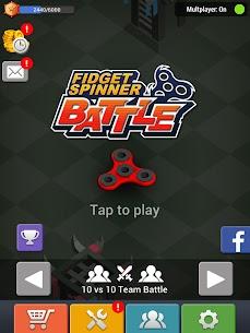 Fidget Spinner Battle 7