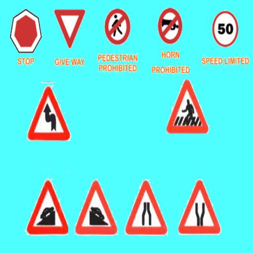 Indian Road Traffic Symbol (app)
