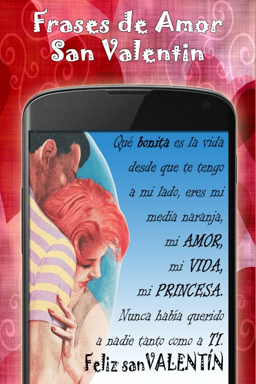 Frases De San Valentin Y Amor Android приложения Appagg