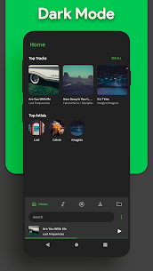 Eon Music Player Mod 5.2.7 Apk [Unlocked] 2