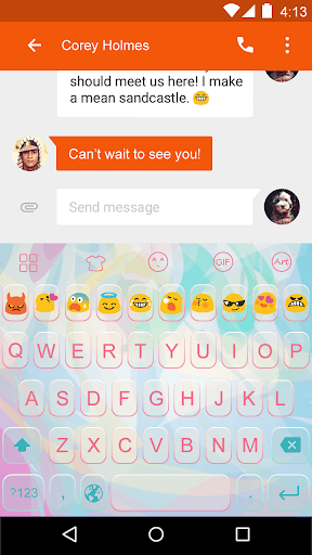 Emoji Keyboard-Painting