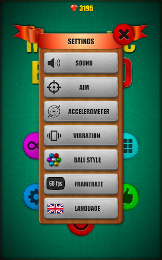 Magnetic Balls HD Free: Match 3 Physics Puzzle 2.2.0.9 screenshots 14