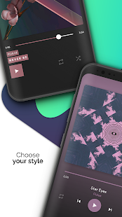 Retro Music Player- screenshot thumbnail