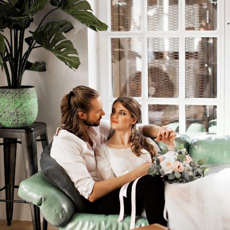 Wedding photographer Anna Elagina (elaginaanna). Photo of 10.10.2017