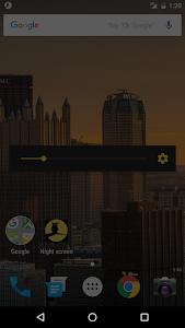 Night screen v9 Unlocked