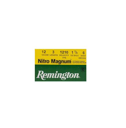 Remington Nitro Magnum 76mm 6shot
